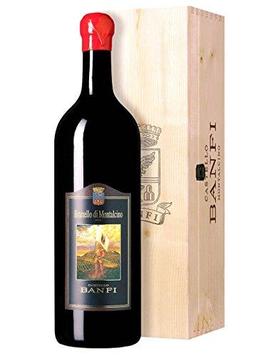 Brunello di Montalcino DOCG Banfi 2013 0,75 L cassetta di legno