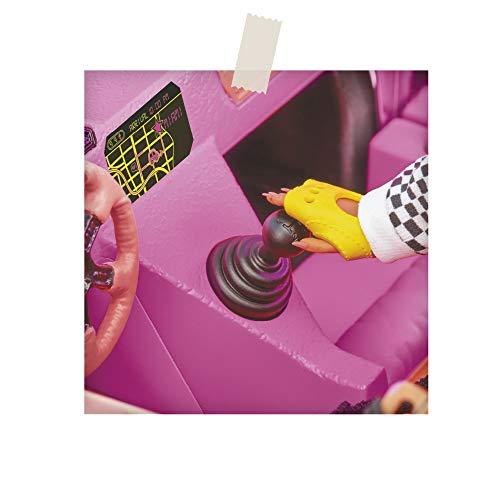 Image 8 - L.O.L. Surprise, Lights Car-Pool Coupe - avec 1 Poupée exclusive 8cm, lumière Noire, coffre Transformable, Poupée phosphorescente, Accessoires, Piles non incluses, Jouet pour Enfants dès 3 Ans, LLUB7