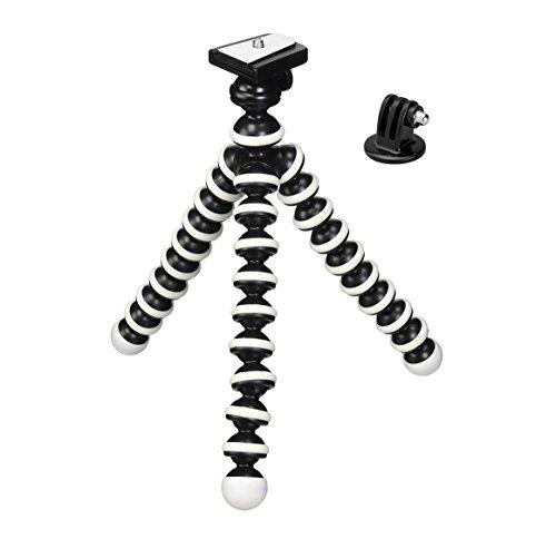 Tripé Flexível Gorillapod Câmeras Dslr GoPro Hero SJCam Tamanho Médio