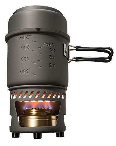 Esbit CS985HA 5-Piece Lightweight Trekking Cook Set with...