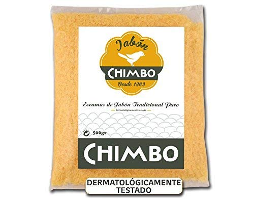 Chimbo Det Chimbo Escamas 500 Grs 500 g