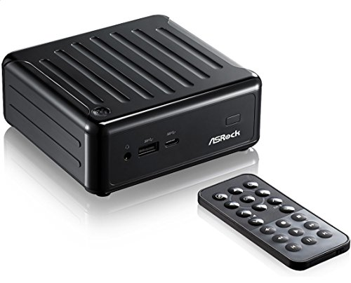 ASROCK J3160-NUC (Barebone) PC Beebox, SATA, Intel J3160, Nero