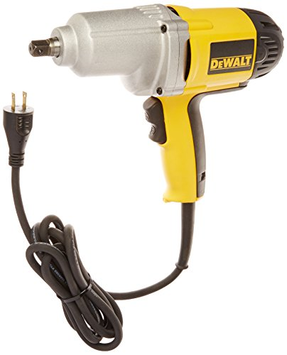 DEWALT Corded Impact Wrench with Detent Pin Anvil,...