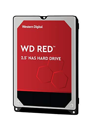 Western Digital WD Red 4 TB NAS hard disk interno 3.5', 5400 RPM Class, SATA 6 Gb/s, CMR, 64 MB Cache, WD40EFRX