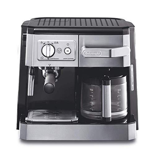 DELONGHI BCO420 1750-Watt Pump and Drip Coffee Maker