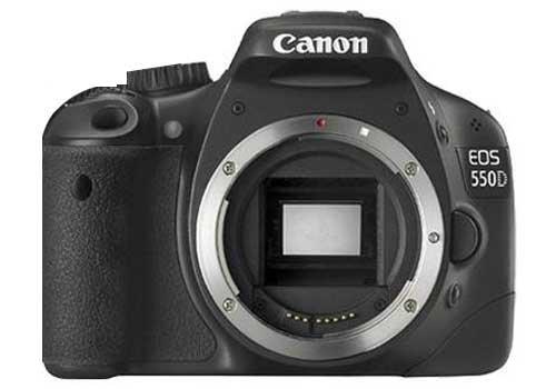 Canon EOS 550D Reflex digitale (solo corpo) (Ricondizionato Certificato)