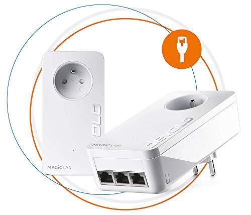 Devolo Magic 2 LAN Triple Starter Kit CPL
