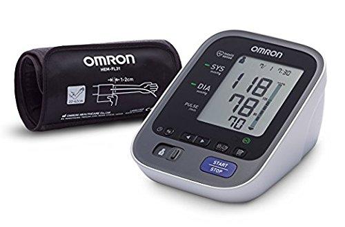 OMRON M7 Intelli IT Evolv Misuratore di Pressione da Braccio, Connessione Bluetooth per App OMRON...