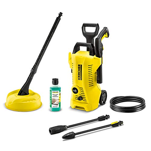 Kärcher K 2 Power Control Home high-pressure washer: Intelligent app support – the practical solution for everyday dirt – incl. Home Kit