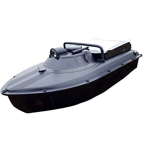 A Motore da Pesca Doppio Strumento RC Bait Boat Giocattolo Telecomando Sonar Fish Finder Batteria Ricaricabile Senza Fili RC Boat,2ag