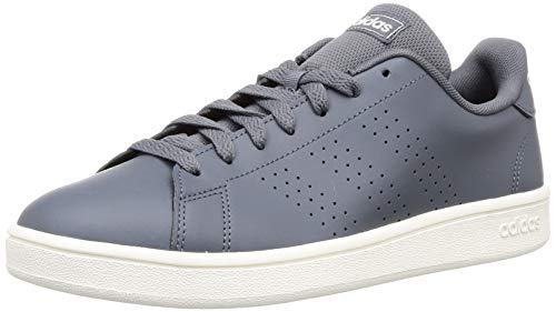 Adidas Men's Advantage Base Leather Tennis Shoes
