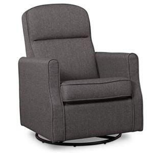 nursery glider swivel rocker chair