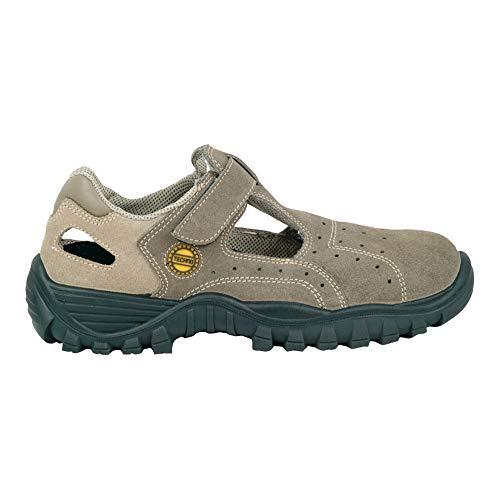 Cofra Roster Scarpe antinfortunistiche, S3SRC, scarpe per sicurezza sul lavoro, 43, grey, 1