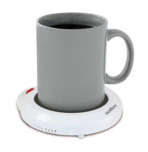 Salton SMW12 Coffee Mug & Tea Cup/Mug Warmer, 1, White
