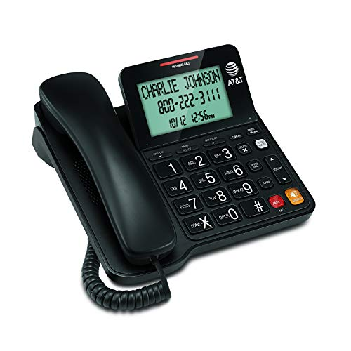 AT&T CL2940 Corded Phone with Caller ID/Call waiting,...