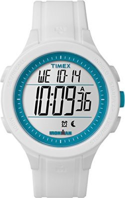Timex Ironman Essential 30-Lap White One Size