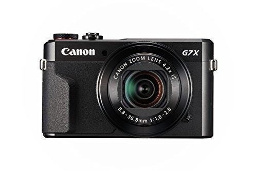 Câmera Digital Canon PowerShot G7 X Mark II