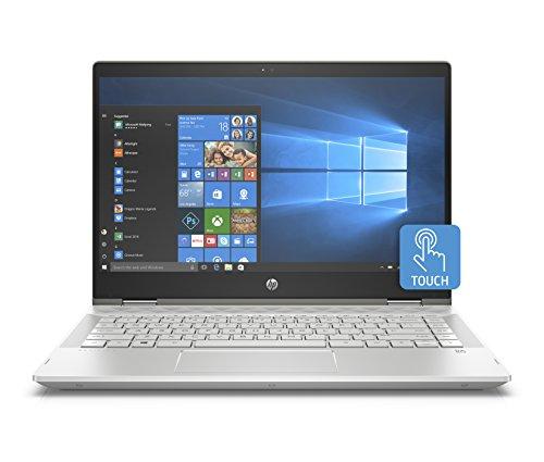 HP Pavilion x360 14-cd0010ns - Ordenador Portátil Convertible (Intel Core...