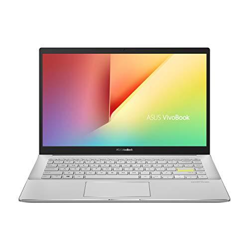 ASUS Vivobook S S433FA-EK308T PC Portable 14'' FHD (Intel Core i5-10210U, RAM 8Go, 256Go SSD, Windows 10) Clavier AZERTY Français