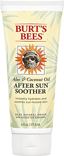 Burt's Bees Aloe & Coconut Oil After-Sun Soother...