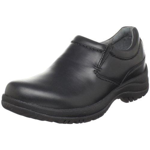 Dansko Men's Wynn Slip-On,Black,41 EU (7.5-8 M US)