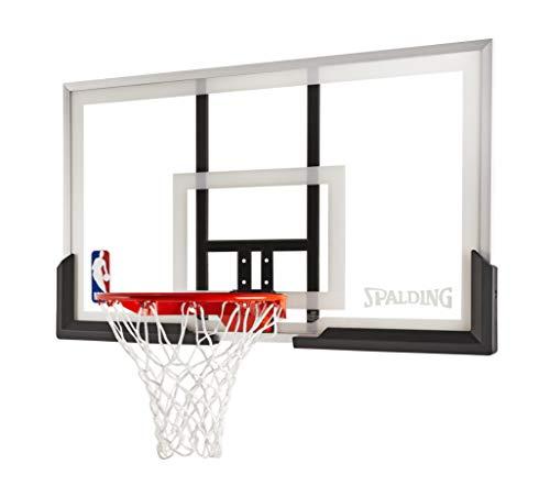 Spalding NBA Acrylic Backboard/Rim Combo 54-Inch
