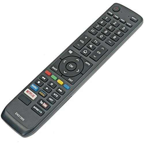 New - EN3139S Remote Control for Sharp Smart TV LC-55P7000U LC-65P7000U LC-65P620U