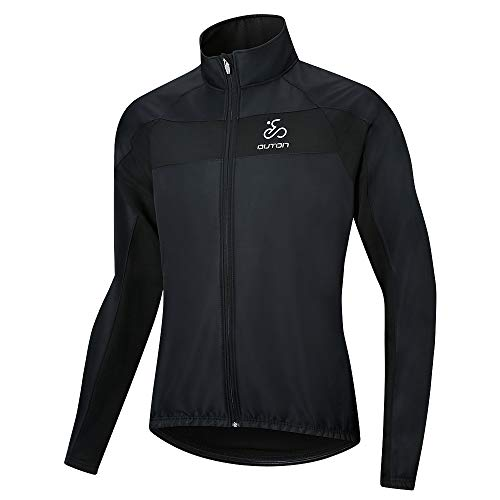 OUTON Men's Cycling Jacket Windproof...