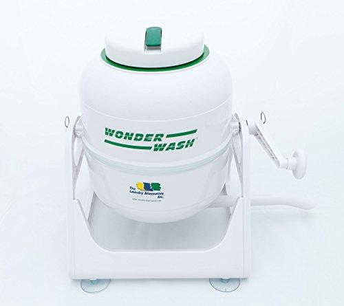Wonderwash ワンダーウォッシュ 手動洗濯機 電源不要