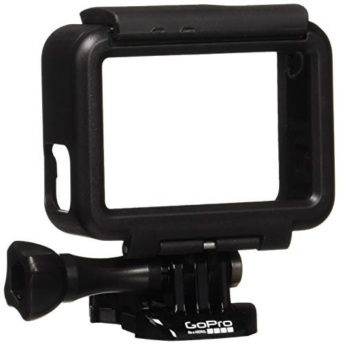GoPro The Frame Cornice di Ricambio per HERO5 Black, Nero