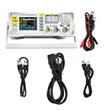 DOMINTY Function Generator AC100-240V FY6900 60MHz Double Channel DDS Function Arbitrary Waveform...