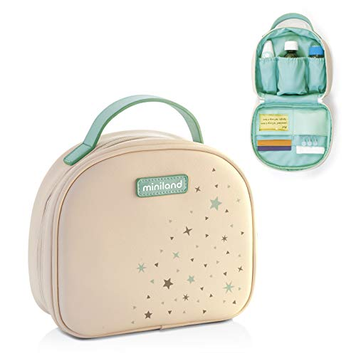 Miniland Baby Kosmetiktasche Kulturtasche - ON THE GO CAREBAG