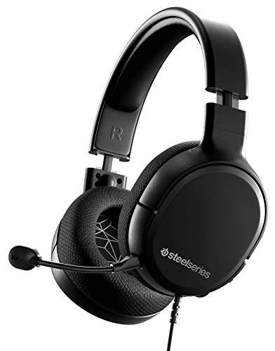 SteelSeries Arctis 1 - Compatibilité toutes plateformes - Pour PC, PS4, Xbox, Nintendo Switch, Mobile