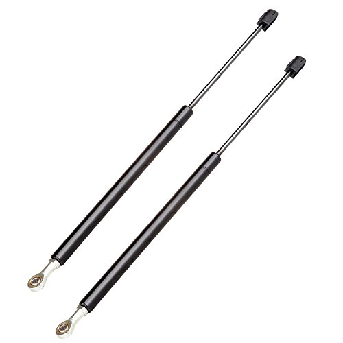 2 Pcs Rear Window Glass Lift Supports For 1991-2003 Explorer,1991-1994 Mazda Navajo,1997-2001 Mercury Mountaineer 4608