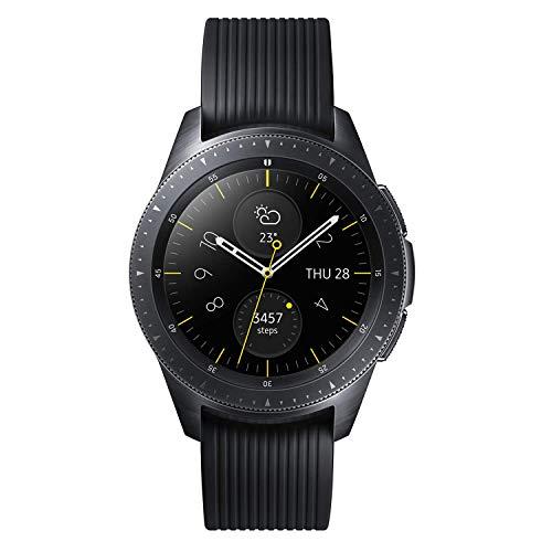 Galaxy Watch 42mm ローズゴールド【Galaxy純正 国内正規品】 Samsung スマートウォッチ iOS/Android対応 S...