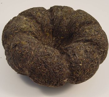 5 Kg Golden Melon Tuocha Pu-erh Tea 1