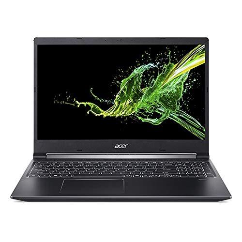 Acer Aspire 7 A715-74G-76PW Negro Portátil 39,6 cm (15.6') 1920 x 1080...