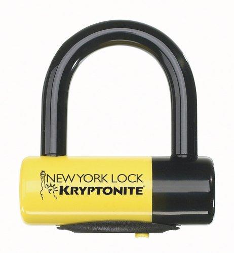 Kryptonite 3500317 Motorradschloss, Yellow, Einheitsgröße 998457