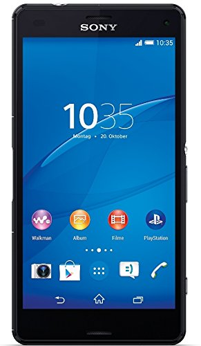 Sony Xperia Z3 Compact - Smartphone libre Android (pantalla 4.6',...