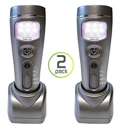 Capstone Rechargeable Emergency Flashlight