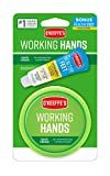 O'Keeffe's Working Hands Hand Cream, 3.4oz Jar with Bonus Healthy Feet Exfoliating Foot Cream Sample