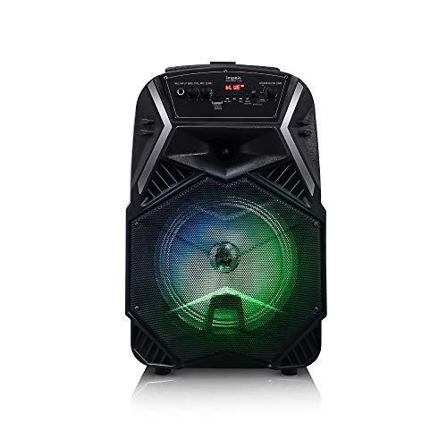 Impex TS-25B 25 Watts Multimedia Portable Trolley Speaker with USB/SD/TF/FM...