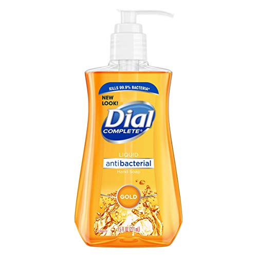 Dial Antibacterial Liquid Hand Soap
