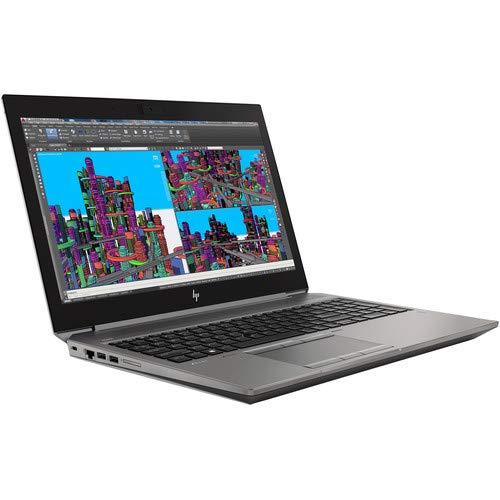 2020 HP ZBook 15 G5 15.6' FHD (1920x1080) Mobile Workstation Laptop (Intel 6-Core Xeon E-2176M, 32GB DDR4 RAM, 1TB PCIe SSD+1TB HDD, Quadro P2000) 2 x Thunderbolt 3, HDMI 2.0, Windows 10 Pro