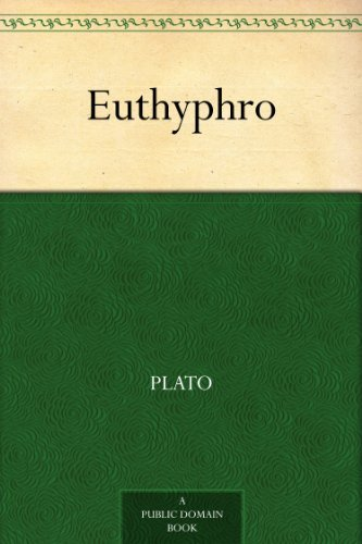 Euthyphro (English Edition)