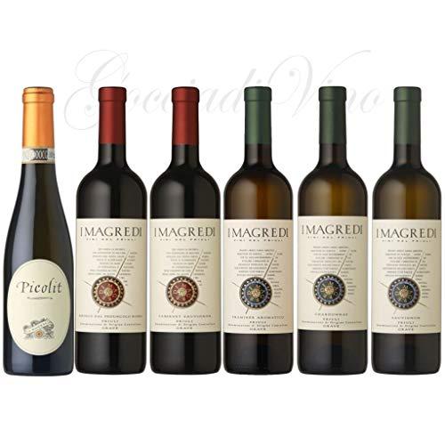 6 bottiglie I Magredi Friuli CONFEZIONE AMETISTA