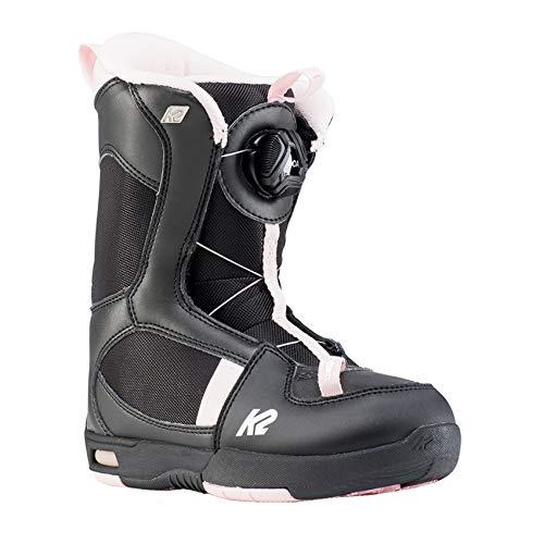 K2 11D2019.1.13K Lil Kat - Scarponi da Snowboard da Bambina, Taglia 31.5 (US: 13c-UK: 12c-Mondo:...