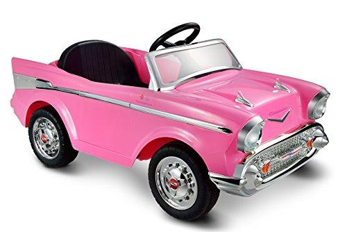 Kid Motorz Chevy Bel Air, 12V, Pink