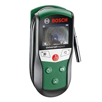 Bosch caméra d'inspection UniversalInspect (Ø de la tête de caméra : 8 mm, longueur du câble : 0,95 m, écran couleur, sous carton)