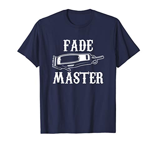 Fade Master - Barber Shirt and Barber Gift for Barbers